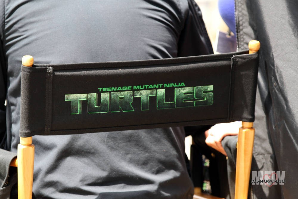 Teenage Mutant Ninja Turtles Set Photo