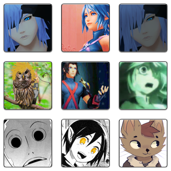 My Tumblr Crushes:xehanort (28%)chickenwuss (11%)poohsora (9%)saixnort (8%)fusedshadow (8%)darkemperors (5%)warwearyvillein (3%)memoriesofxion (3%)shalrath (3%)null