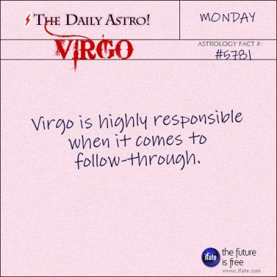 Virgo 5781: Visit The Daily Astro for more Virgo facts.