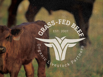 cosmicdesigners:  Grass Fed Beef Partners Mike Bruner