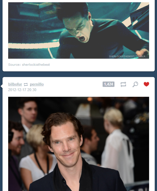 "The two spectrum of Benedict Cumberbatch, or: ""Many people feel like screaming when you enter a room; in fact, so do I!"""
