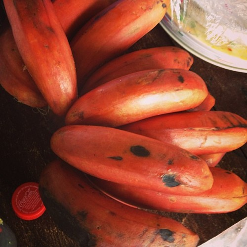 uh red bananas ……………. 👽