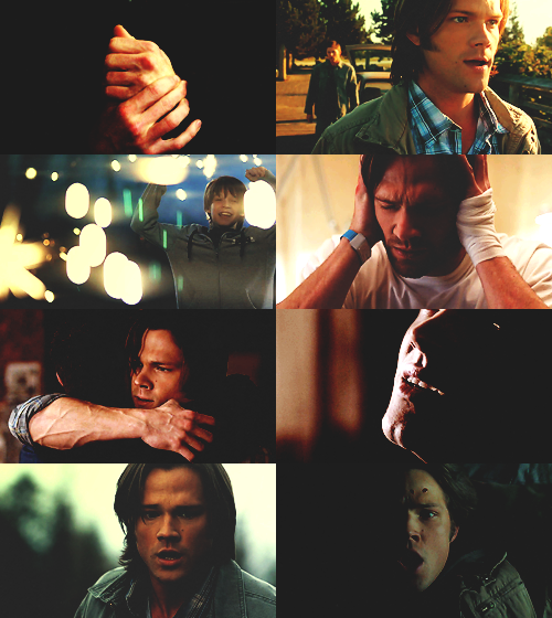 screencap meme: my emotions ↳ sam winchester requested by hookersam