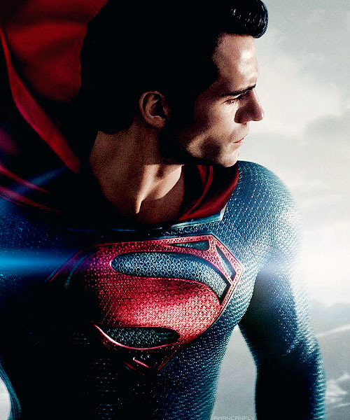 Henry Cavill; Man of Steel