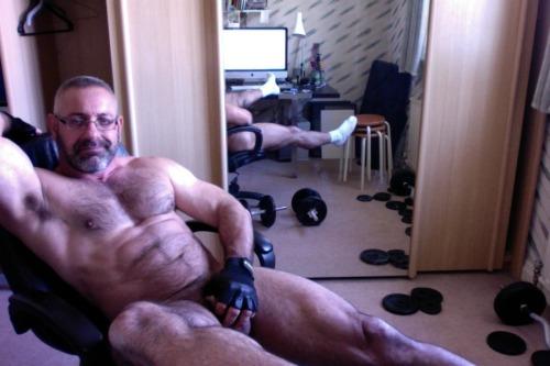 gymbear:David Goldenberg