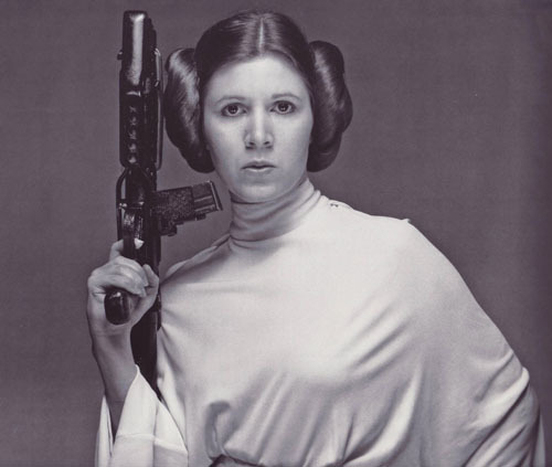 Carrie Fisher comments on Star Wars: Episode VII Despite persistent rumours that Carrie Fisher, Harrison Ford and Mark Hamill will all return for Star Wars: Episode VII, no official confirmation has yet been forthcoming. However, Fisher has recently spoken out on the project…