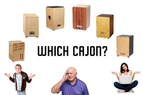 Choosing the right cajon can be a daunting thing these days. Here are some key points and things to think about when choosing the right cajon.Click link to read article: http://www.pauljenningsmusic.com/which-cajon-should-i-buy/