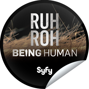 I just unlocked the Being Human Season 3: Ruh Roh sticker on GetGlue                      3406 others have also unlocked the Being Human Season 3: Ruh Roh sticker on GetGlue.com                  With this check-in you have sealed your fate. You've followed our heroes to the final confrontation. Ruh Roh, it's a trap!  Share this one proudly. It's from our friends at Syfy.