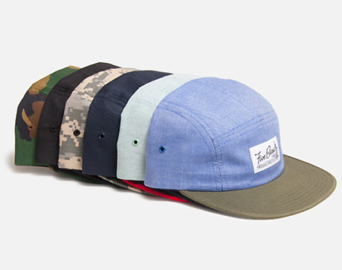 5BORO - Summer '13 Cap Collection The skateboarding brand from NYC just unveiled their headwear collection consisting of 5 panels and snapbacks with a nice work on the materials and the finishes. The whole collection will be soon available at 5Boro and worldwide retailers.