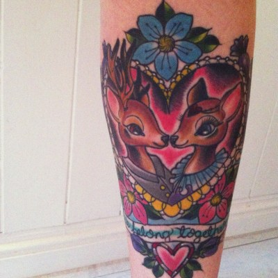 Done by the super-talented Amy Victoria Savage at Jayne Doe, Essex, UK.