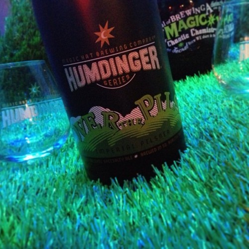 Humdingers be sproutin'. Summer is Over the Pils season. http://bit.ly/16q8Dd1