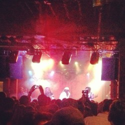 Sold Out!  @theweeksmusic killin it last night at the record release. So proud of these M$ longhairs. Here we go!!! (at Mercy Lounge)