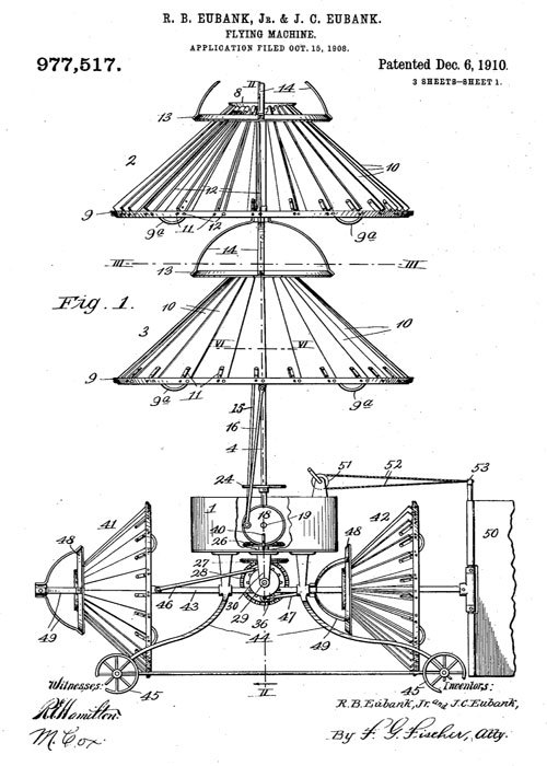 Reuben B. Eubank, Jr and Judson C. Eubank, inventors (via)