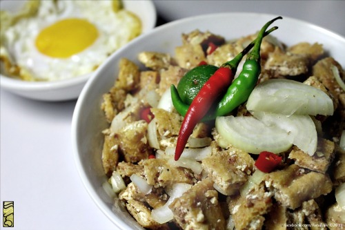 Tofu Sisig Photo by: Renaldjlv ©2013