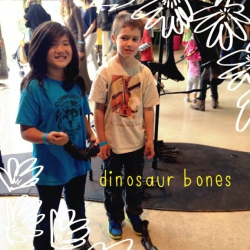 #saturday #adventure #museum (at  Natural History Museum of Los Angeles County )