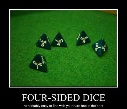 7 sided dice roll