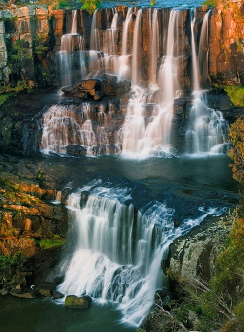 Magnificent, Ebor Falls, Australia photo via sarah