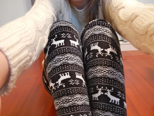 Can I please have these tights?!