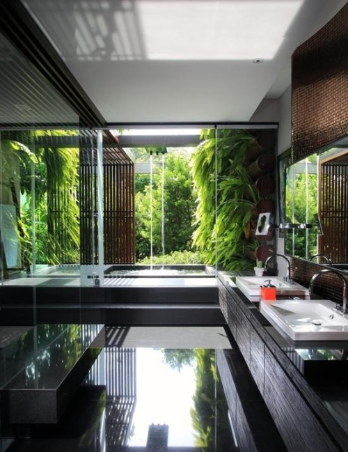 emilanton:  Indonesian style bathroom