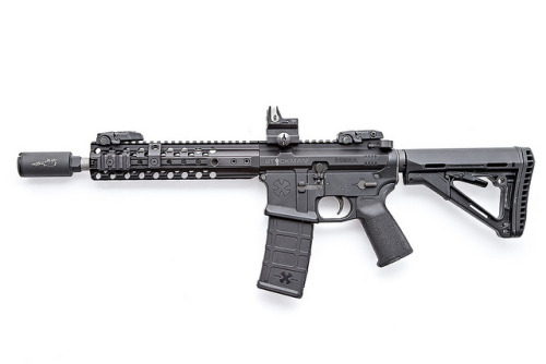 "10.5"" SBR by stickgunner on Flickr."
