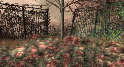 "Check out the Second Life Pic of the Day, ""The end of the world … pink mood."" , photo by Awesome fallen. http://bit.ly/13YdS2A"