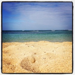 Best way to start the week     #beautiful #kaimana #beach.