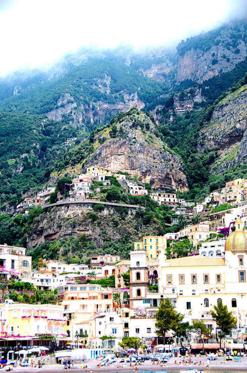 Debby Hymowitz, Positano in June - and I will be there this June!