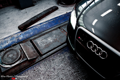 fullthrottleauto:  RS4 B7 (by Alvalaxia)