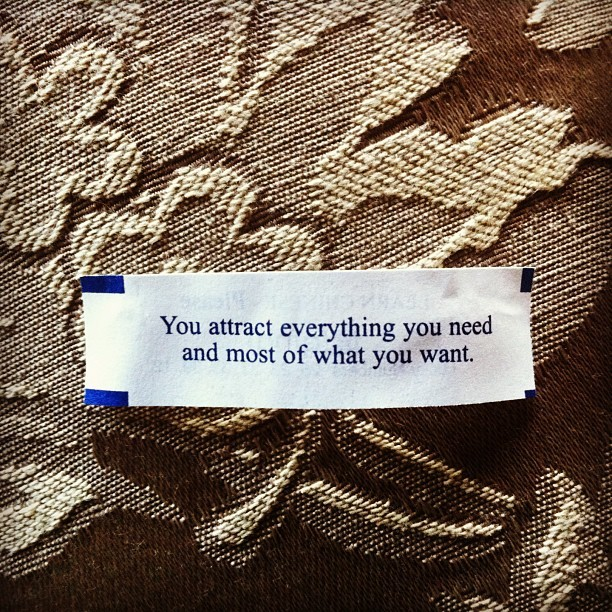 Lol. My #fortunecookie #interesting #fortune #chinesefood #lunch #yesterday :)