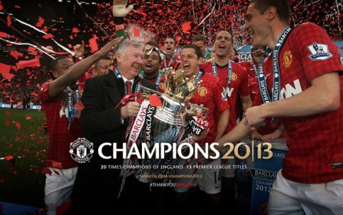 What an amazing moment! CHAMPION 2O MANCHESTER UNITED!!