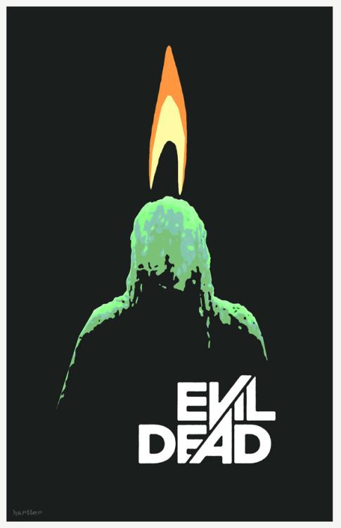 Evil Dead by Sean Hartter