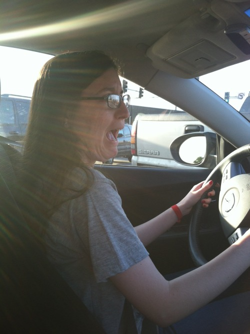 h3artthrob:  So Nicole got her license today…  guess who's got a license and is a shit driver and looks like benedict cumberbatch