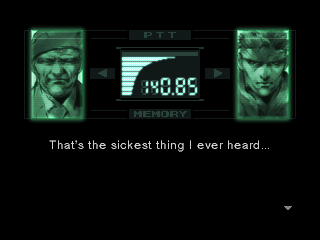 tuxedomarx:  roy campbell listens to solid snake drop some beats