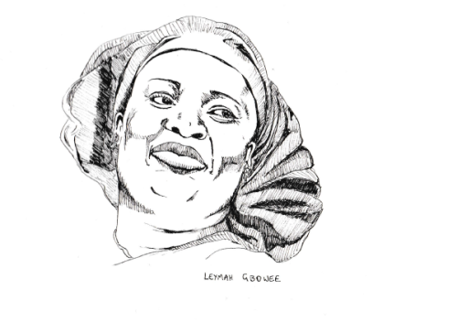 Know Your Nonviolent History: Leymah Gbowee