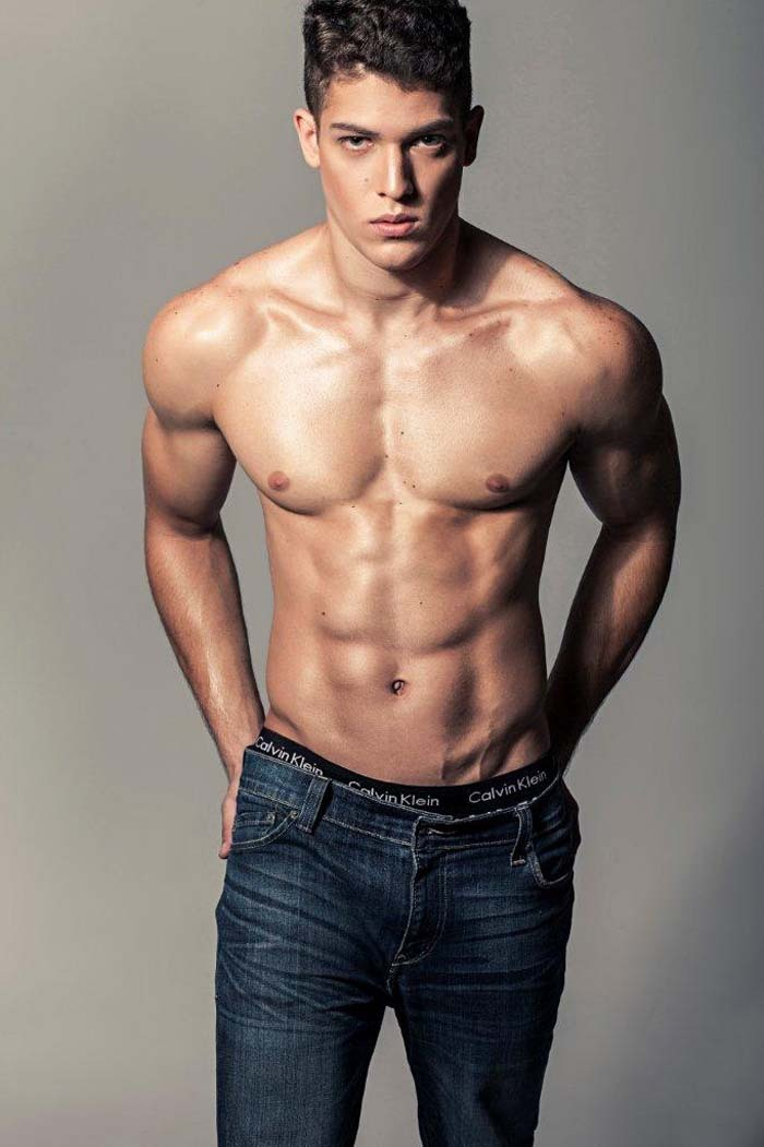 Handsome Male Models
