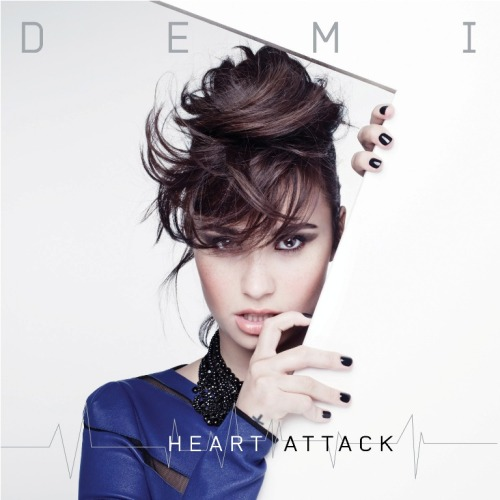 "Demi Lovato announces new single, ""Heart Attack."""
