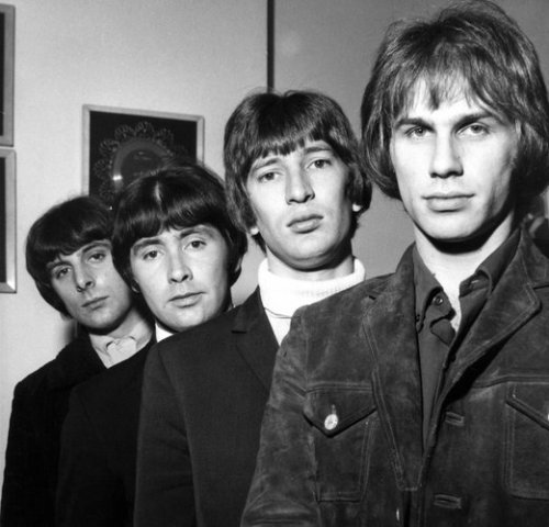 "(via Reg Presley, Lead Singer of Troggs, Dies at 71 - NYTimes.com) From left, Peter Staples, Reg Presley, Ronnie Bond and Chris Britton of the Troggs, who were first named the Troglodytes.  Reg Presley, a bricklayer-turned-singer whose ebulliently lusty vocal on the Troggs' smash hit ""Wild Thing"" helped elevate the song to rock 'n' roll legend, died on Monday at his home in Andover, England. He was 71…"