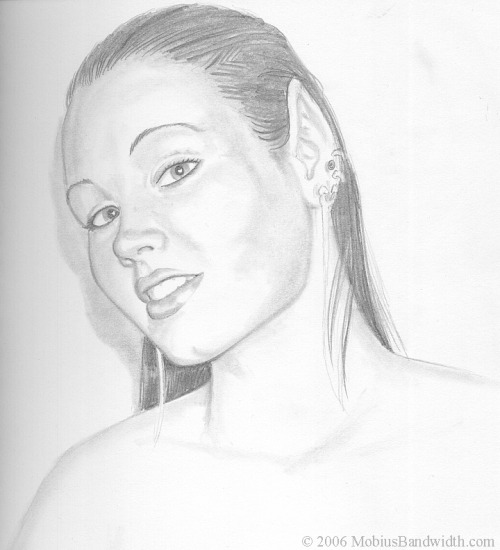 pencil on paper http://mobiusbandwidth.com/ http://j-mobius.deviantart.com/gallery/