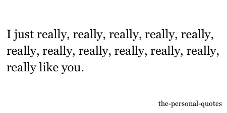 i really like you but quotes - photo #12