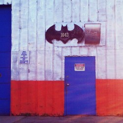 booz85:  I thought it would be harder to find the batcave? #Batman #darkknight #batcave #dumbvillians #Milwaukee