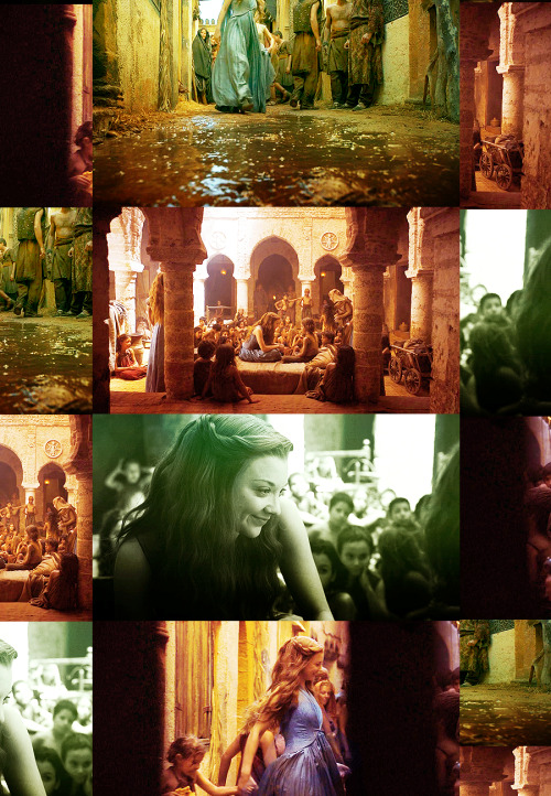 Margaery's kindness had been unfailing, and her presence changed everything.