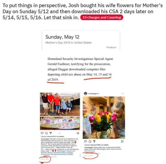 #Josh Duggar #sin in the camp  #team legitimate rape #duggar family#reddit #Anna Keller Duggar