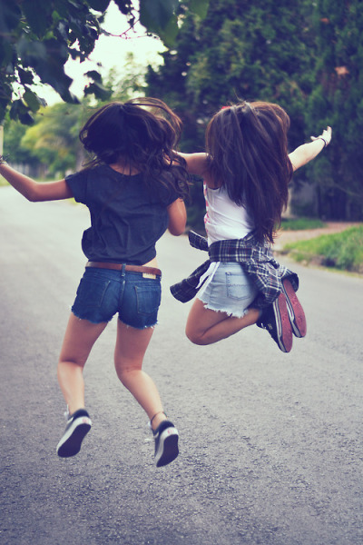 dreamsinbandw:  jump! | via Tumblr on We Heart It - http://weheartit.com/entry/62156873/via/merkka123 Hearted from: http://phflorebazan.tumblr.com/post/48043944918