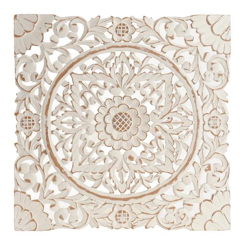 arisignes:  Wood Arabesque wall decoration
