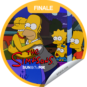 I just unlocked the The Simpsons Season 24 Finale sticker on GetGlue                      1563 others have also unlocked the The Simpsons Season 24 Finale sticker on GetGlue.com                  In the Season 24 finale, Homer, Moe, Lenny and Carl hit the lottery, but when Carl takes off for Iceland with the winnings, the others set off after him.  Share this one proudly. It's from our friends at FOX.