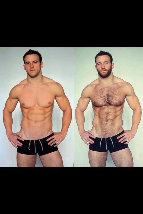 vikingwhored:  Hairy or smooth?