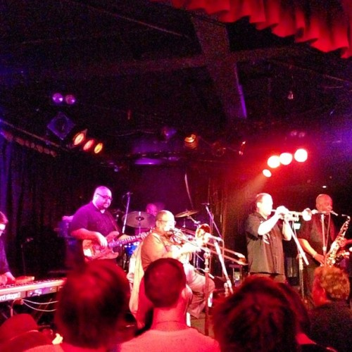 Foreplay (at The Corner Hotel)