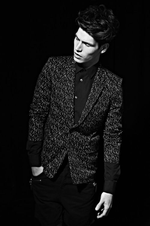 mensfashionworld:  Sam Way by Nicky Emmerson for Fashionisto Exclusive