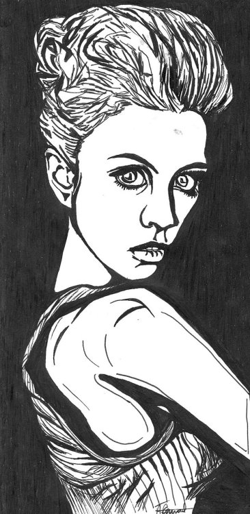 Allison Harvard | Fan-Art