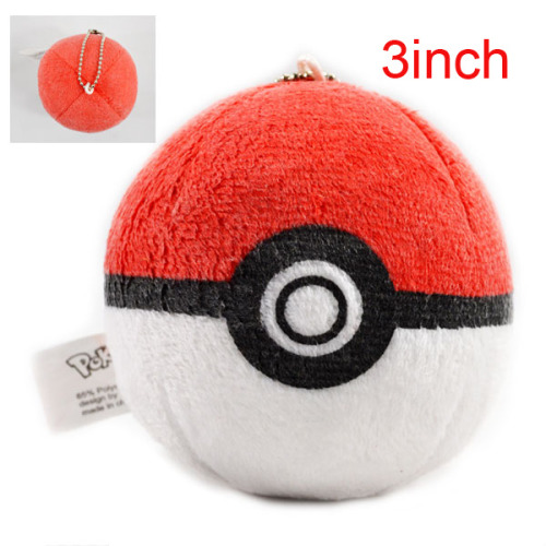 geekystar:  Pokemon ball plush http://www.animena.com/goods.php?id=20406